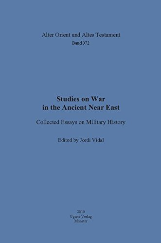 9783868350357: Studies on War in the Ancient Near East: Collected Essays on Military History