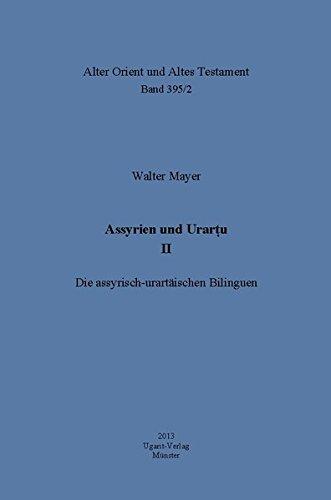 Assyrien und Urará u II (AOAT 395/2)