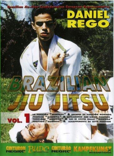 9783868360004: Brazilian Jiu Jitsu Folge 1 - Position Montada [Alemania] [DVD]