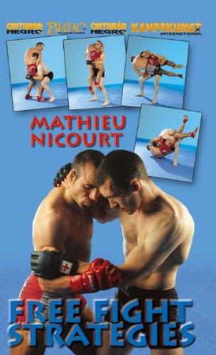9783868360745: Free Fight Strategies [Alemania] [DVD]