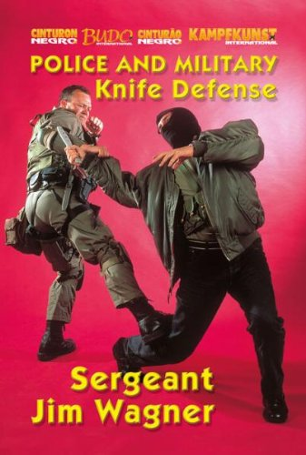 9783868361223: Police and Military Knife Defense [Alemania] [DVD]