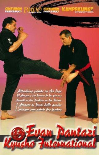 9783868361490: Kyusho-Jitsu - Angriff zu den Beinpunkten [Alemania] [DVD]