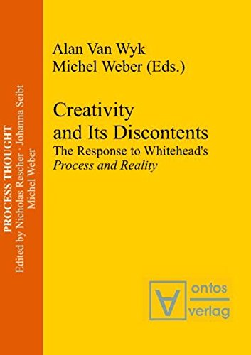 9783868380187: Creativity and Its Discontents: The Response to Whitehead's Process and Reality Process Thought