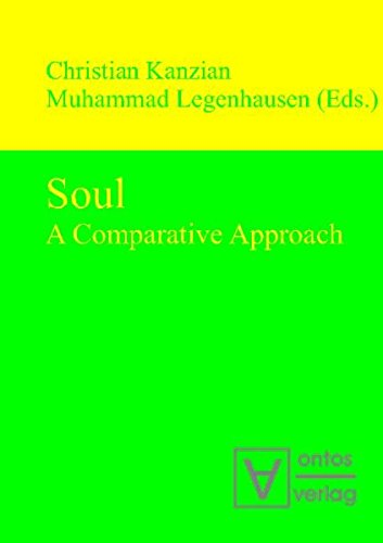 9783868380200: Soul: A Comparative Approach