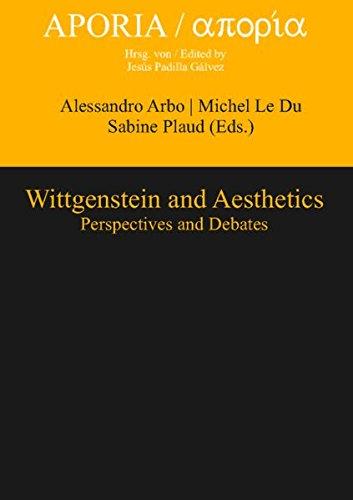 9783868381672: Wittgenstein & Aesthetics: Perspectives & Debates