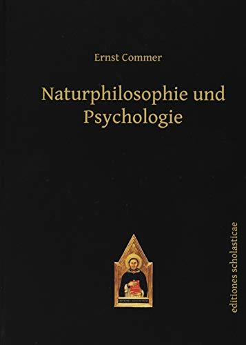 Naturphilosophie und Psychologie: Ernst Commer