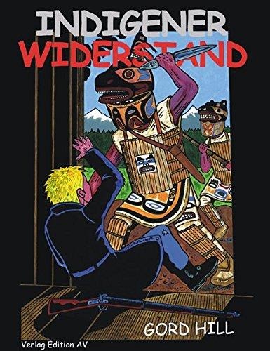 9783868410853: Indigener Widerstand: Comic