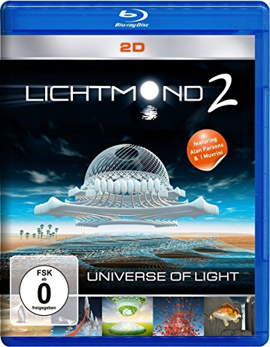 9783868420319: Lichtmond 2- Universe of Light (2D Version) [Blu-ray] [Alemania]