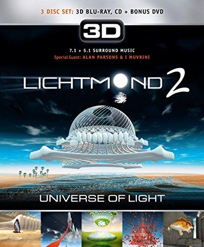 9783868420357: Lichtmond 2 - Universe Of Light