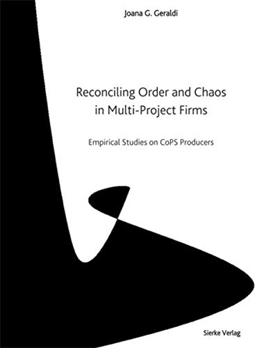 9783868440423: Reconciling Order and Chaos in Multi-Project Firms