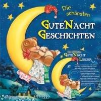 9783868480153: Die schönsten Gute-Nacht-Geschichten mit CD