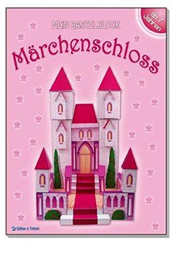 9783868481242: Bastelblock - Märchenschloss