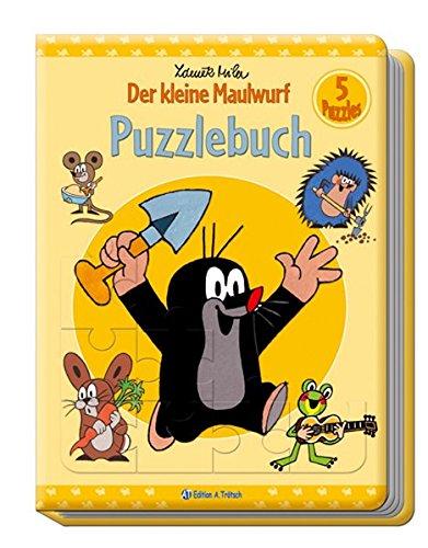 Puzzlebuch Der kleine Maulwurf