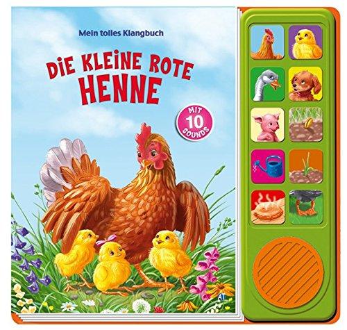9783868484212: Kleine Rote Henne. Soundbuch