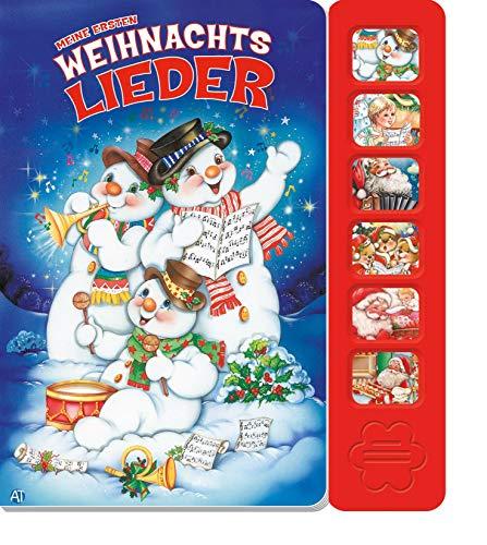 9783868485929: Meine ersten Weihnachtslieder: Soundbuch