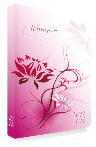 9783868486452: Schülerkalender für Schlaue - Flowers 13/14