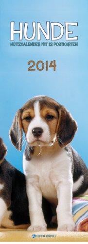 9783868487206: Streifenkalender Hunde 2014