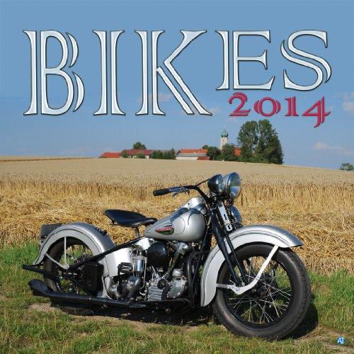 9783868487381: Bikes 2014: Technikkalender