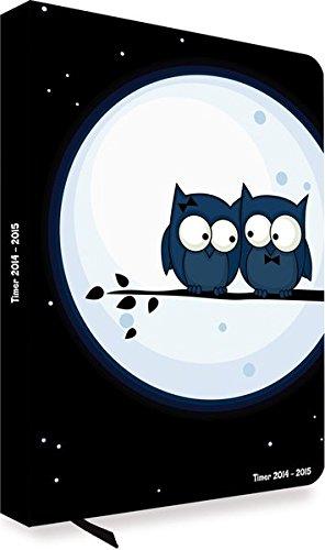 9783868488371: Schülerkalender - Für Schlaue Owls 14/15