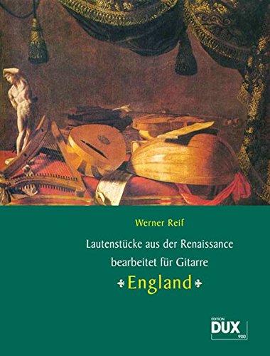 9783868490114: Lautenstücke aus der Renaissance: