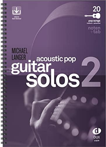 9783868491883: Acoustic Pop Guitar Solos 2