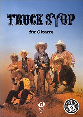 9783868497731: Truck Stop für Gitarre: