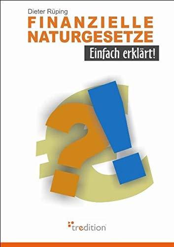 9783868504262: Finanzielle Naturgesetze: Einfach erklart!