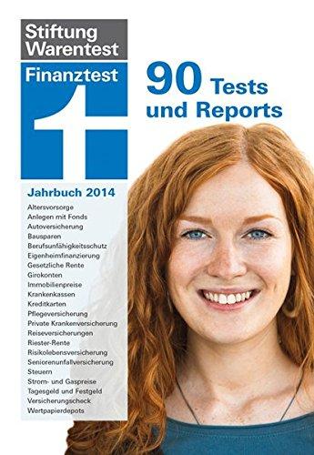9783868513530: Finanztest Jahrbuch 2014
