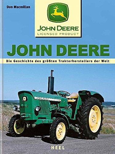 Traktor-Typenbuch, Schlepper Macmillan Don Taschenführer John Deere Traktoren