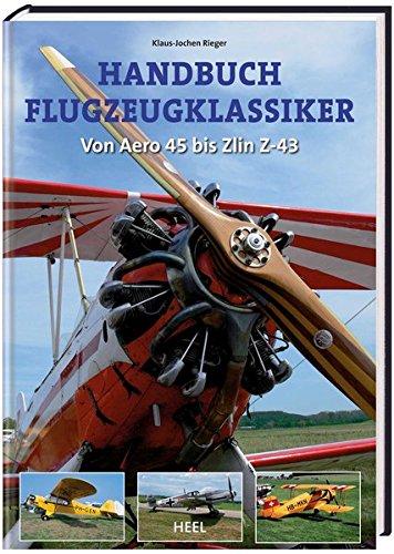 9783868520972: Handbuch Flugzeugklassiker