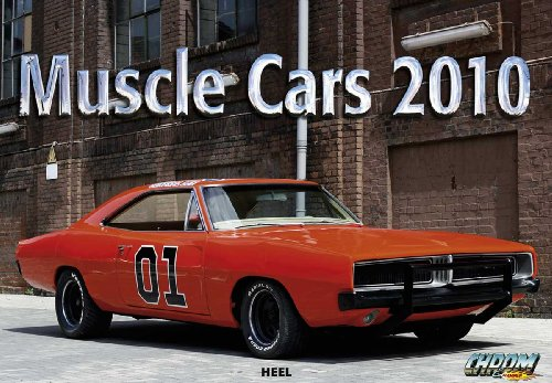 9783868521382: Muscle Cars 2010