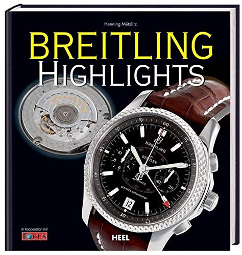 9783868521979: Breitling Highlights (English and German Edition)