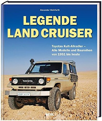9783868522136: Toyota Legende Land Cruiser