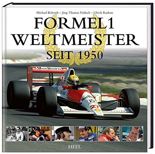 9783868523041: Formel 1-Weltmeister seit 1950