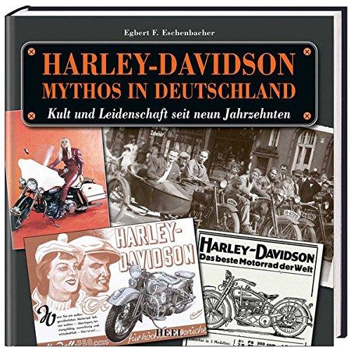 9783868523089: Harley-Davidson in Deutschland