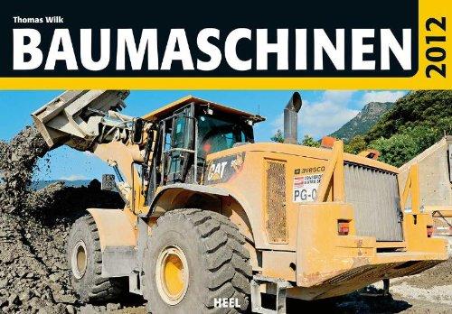 9783868524307: Baumaschinen 2012