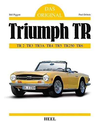 Triumph TR (3868524363) by Bill Piggott