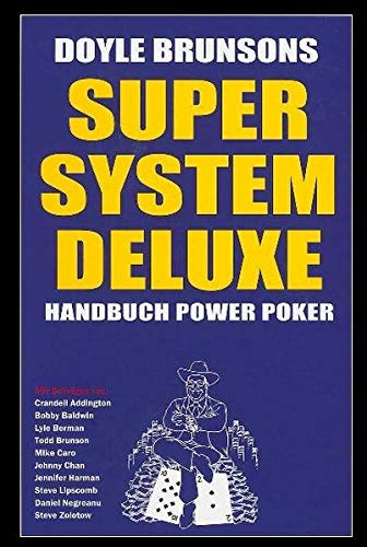 9783868524390: Super System Deluxe: Handbuch Power Poker