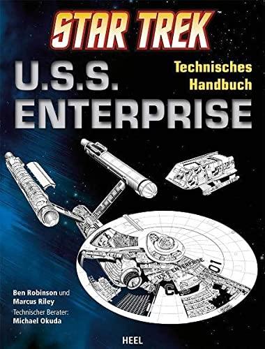 9783868524536: Star Trek U.S.S. Enterprise