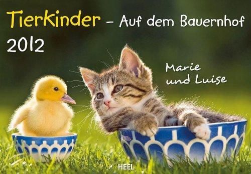 9783868525168: Tierkinder - Auf dem Bauernhof 2012