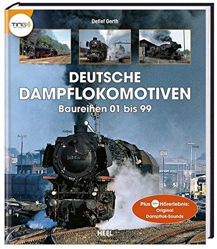 9783868525359: Deutsche Dampflokomotiven: Baureihen 01 bis 99