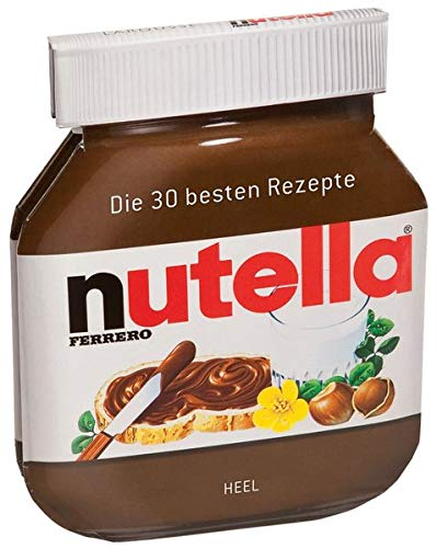 9783868525526 - Diverse: Nutella; Die 30 besten Rezepte; Deutsch; ca. 30 farb. Fotos - Buch