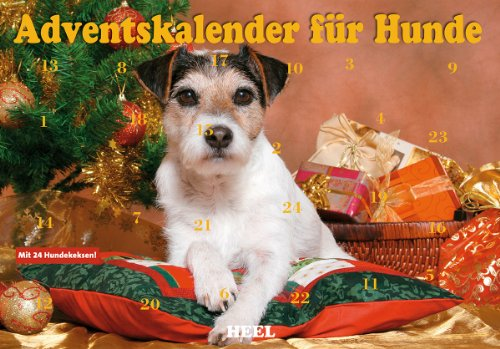 9783868525847: Adventskalender für Hunde