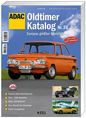 9783868526059: Oldtimer Katalog Nr26 Classic