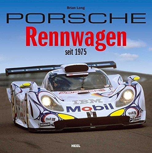Porsche Rennwagen seit 1975 (9783868526080) by [???]