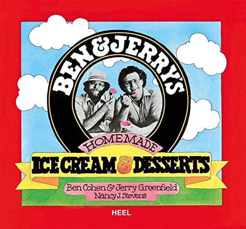 9783868526318: Ben & Jerry's Original Eiscreme & Dessert: Das Kulteis zum Selbermachen
