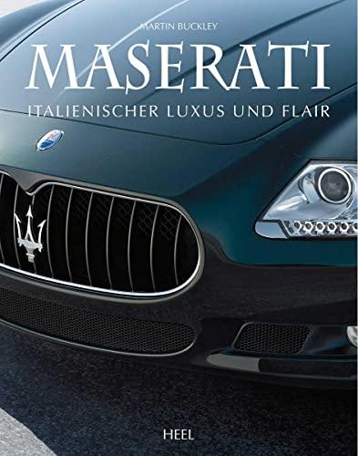 9783868526332: Maserati: Italienischer Luxus und Flair