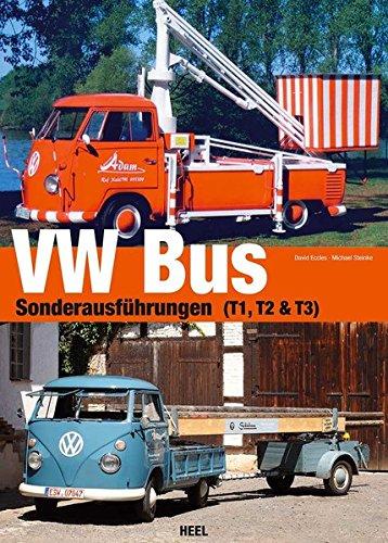 Buch T2 /& T3 VW Bus T1 VW Bus