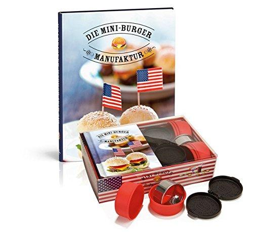 9783868527766: Die Mini-Burger-Manufaktur