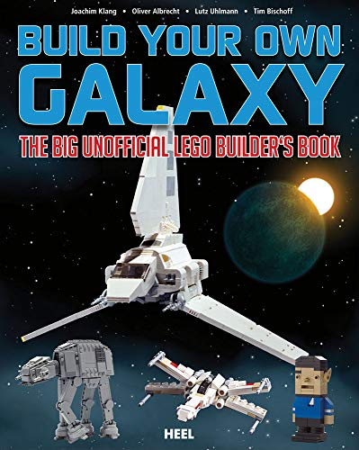 9783868527773: Build Your Own Galaxy: The Big Unofficial Builder's Book